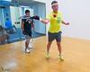 Men's Singles: D Playoff Guery Ramos VS John Wogan