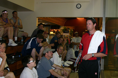 Derek Robinson comes to Anchorage June 21, 2006