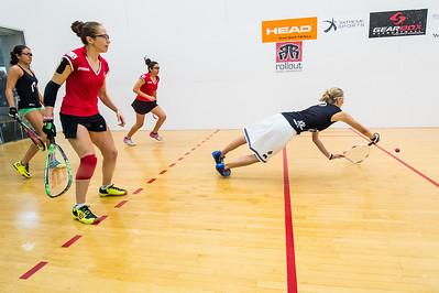Women's Doubles LPRT Final