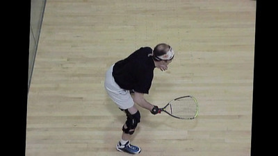 Alaska Racquetball Hall of Fame Inductee Shane McAfee