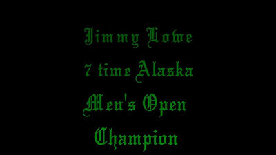Alaska Racquetball Hall of Fame Inductee Jimmy Lowe
