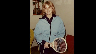 Alaska Racquetball Hall of Fame Inductee Gail Ferguson