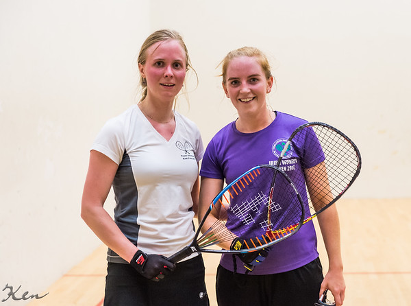 Ailbhe Gill (Ireland) over Lara Ludwig (Germany) individual