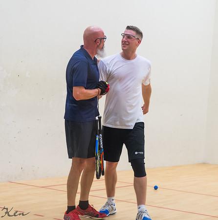 Arne Schmitz (Germany) over Niklaas Deboutte (Belgium) Indivudal