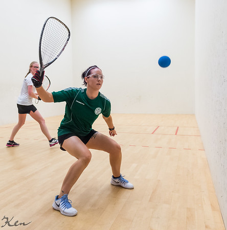 Donna Ryder (Ireland) over Lara Ludwig (Team play)