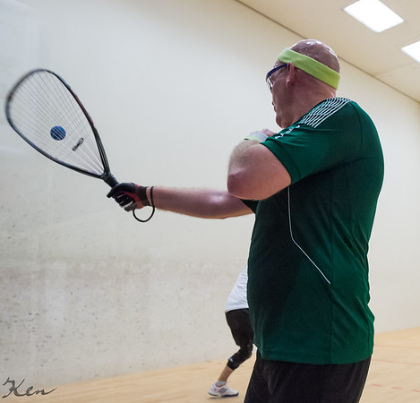 Joe Deveney (Ireland) over Marcel Czempisz  (Germany)  (Team play)