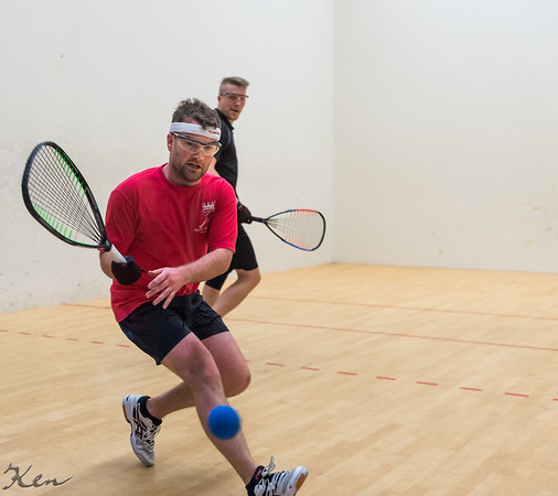 Johnny O keeney: IRL over Arne Schmitz: GER Men's Singles - Open FINAL