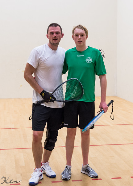Marcel Czempisz (Germany) over Darragh O`Donoghue (Ireland) Individual