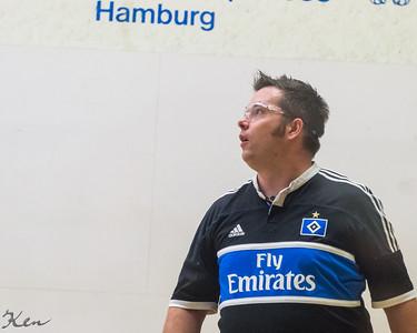 Mens B Rene Maack (GER) over Finn Krister Süchting  (GER)