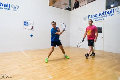 Mens Open Joachim Loof (GER) over Bernd Dröge (GER)