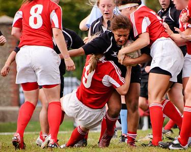 Radcliffe Rugby v BU 10/3/10