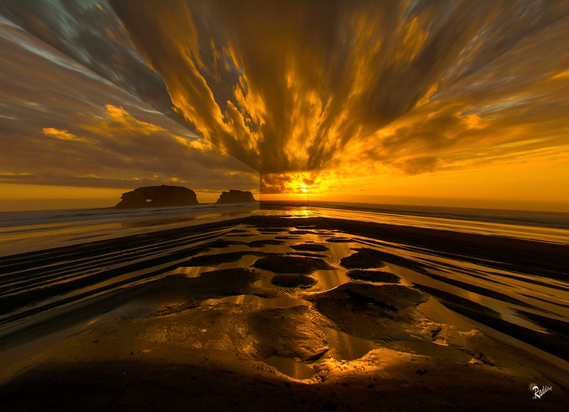 Sunset Perspective 8983