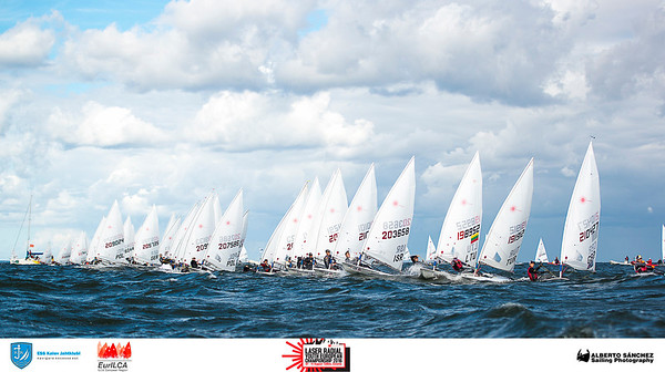 Radial Youth Europeans Championships  2016. Tallinn, Estonia