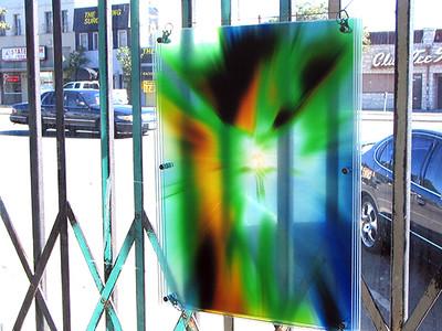 Ankh, window display