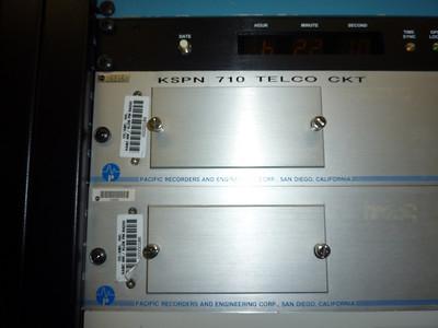 KSPN 710 AM transmitter