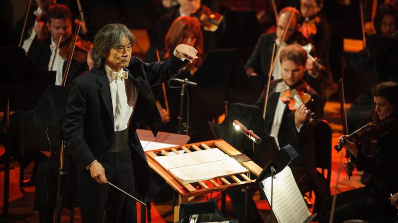 Kent Nagano et l'OSM