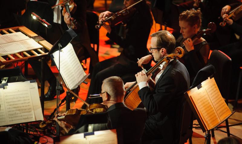 Brian Manker, violoncelle solo de l'OSM