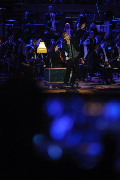 """Fred Pellerin dans """"Le Bossu Symphonique"""""""