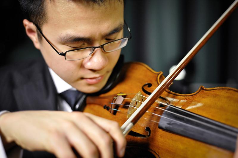 Andrew Wan, violoniste