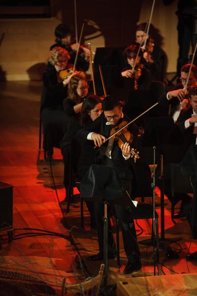 Andrew Wan, violon solo de l'OSM
