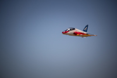 Carl Hibbs' T-45 Navy JET Trainer