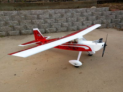 Radio Control Model Aircraft