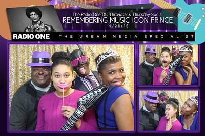 Radio One TBT Prince Tribute 2016