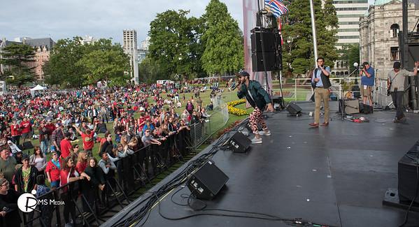 Radio Radio | Victoria Legislature Grounds | Victoria BC