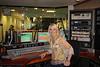 Sara Herbert-Galloway at The Wrap Up Show Controls