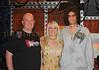 Les Walgreen, Sara Herbert-Galloway and Howard Stern