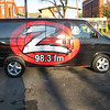 Van Wrap for Z 98.3 FM in Dallas, TXwww.skinzwraps.com