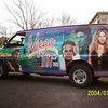 "Vehicle wrap for Mega 107.5 in Dallas, TX. <a href=""http://www.skinzwraps.com"">http://www.skinzwraps.com</a>"