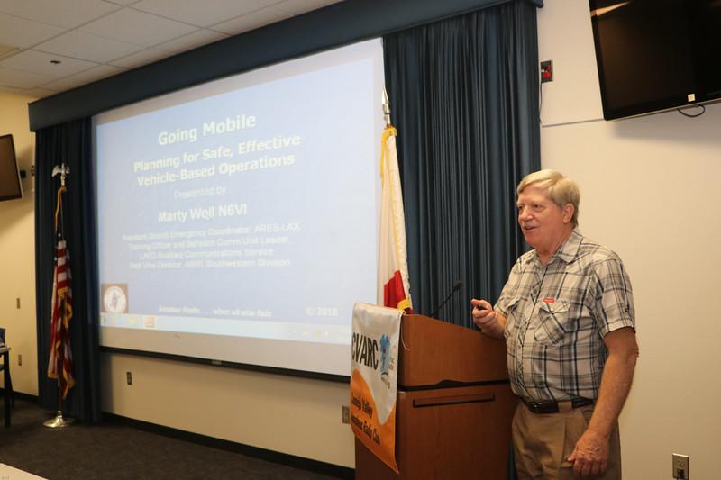 Keynote Speaker Marty Woll