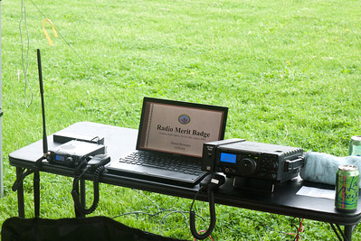 FRRL Radio in the Park