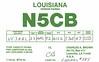 N5CB Louisianna