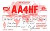 AA4HF Kentucky