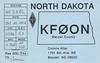 KF0ON North Dakota