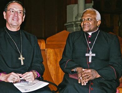 07.10.27 ArchBishop Desmond Tutu in Boston