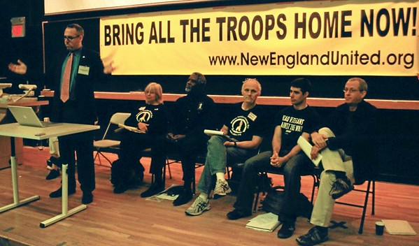 08.04.25 New England United - Bring All The Troops Home Now!