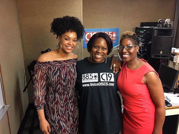 88.5FM - April 7, 2017 in Memphis, TN