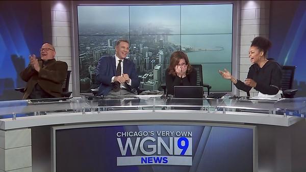 Chicago's WGN 9 - April 13, 2018