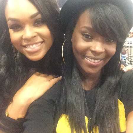 Day 2 - Radio Broadcast Center - 2015 BET Experience - June 27, 2015 in Los Angeles, California.