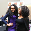 Demetria McKinney and Lynn Whitfield attend Essence Festival - 99 Jams - July 1, 2016 in New Orleans, LA