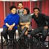 Demetria McKinney, Kyla Pratt and Juhahn Jones visit Good Morning Washington - March 16, 2018