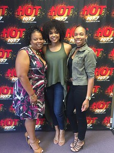 HOT 107.7 Luncheon - May 11, 2017