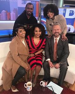 Live D - NBC 4 - April 20, 2018