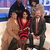 Kyla Pratt, Je'Caryous Johnson and Demetria McKinney visit Live D - NBC 4 - April 20, 2018