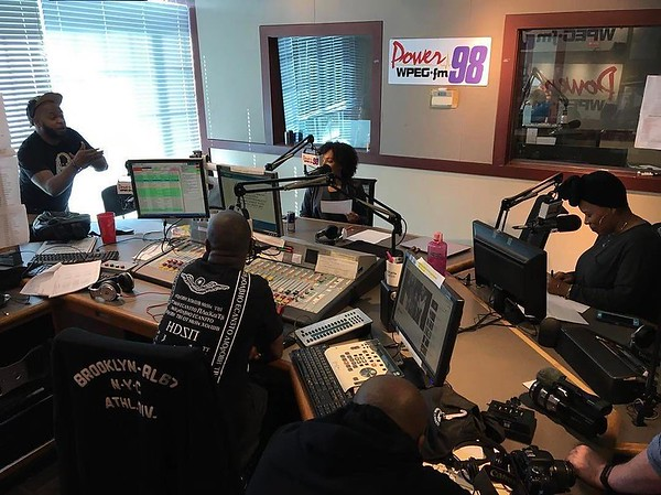 Power 98 FM - The Morning Madhouse - May 15, 2017