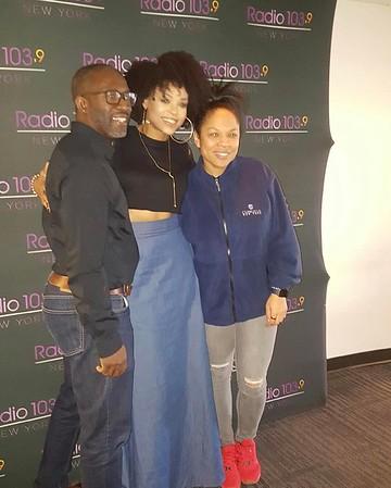 Radio 103.9 NY - March 30, 2017