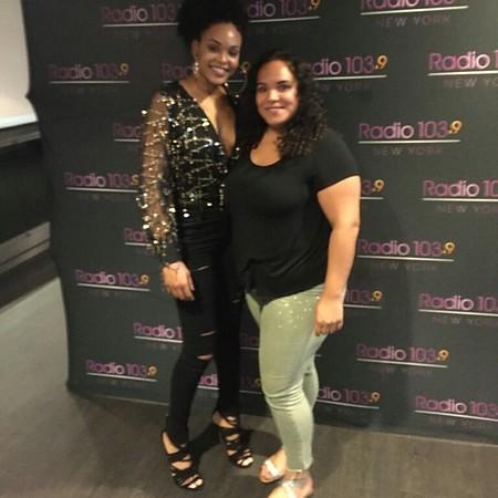 Radio 103.9 New York - Deconstructed: Demetria McKinney - Stage 17 - September 25, 2017 in New York City